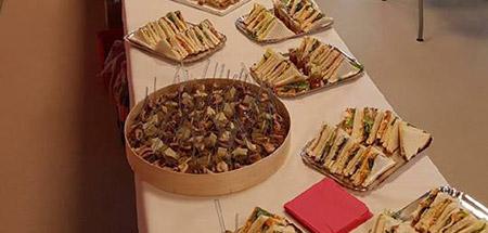 Prestations de votre traiteur rôtisseur pour les repas d'affaires près d'Armentières (Frelinghien)